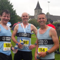 Join the Overton Harriers