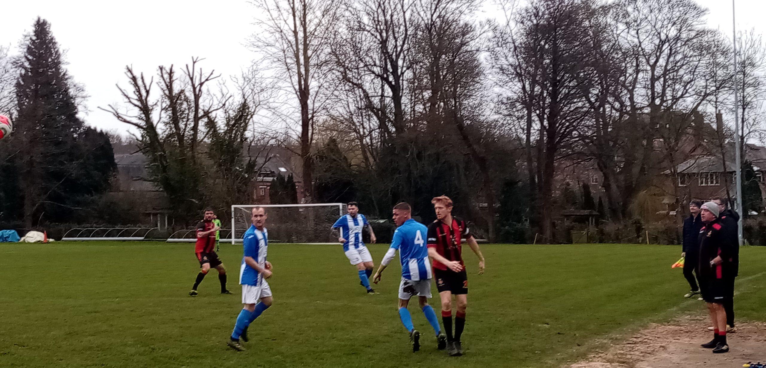 Overton United 2-2 Fleetlands
