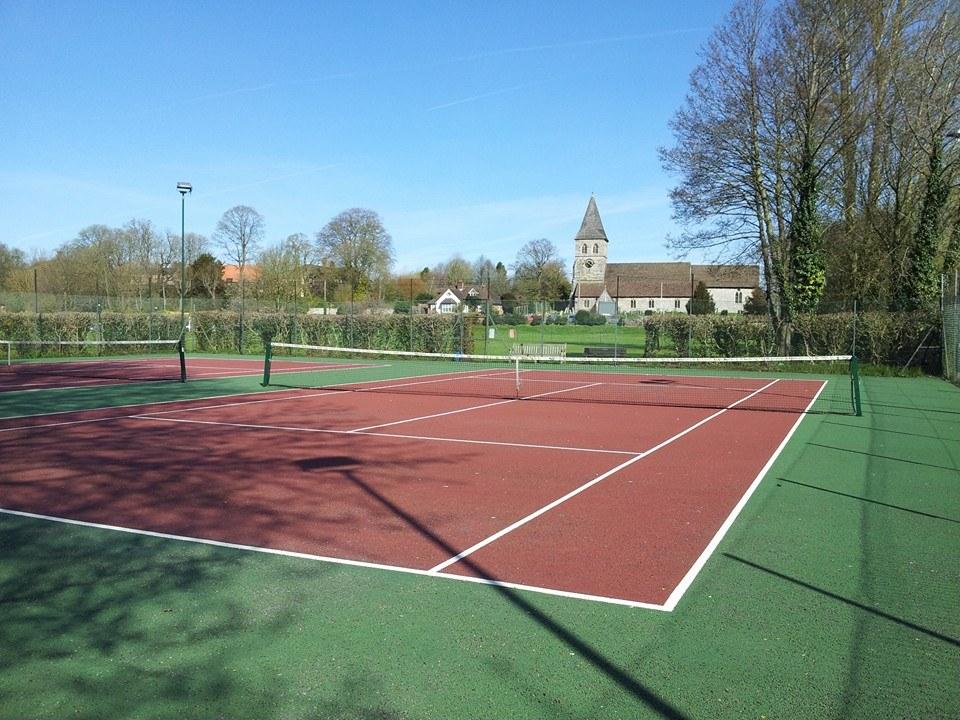 Overton Tennis Club